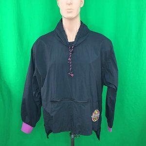 Vintage OP XL Men 720 Airborne Black  Pullover